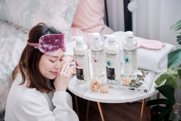 【零矽靈洗髮精推薦】LUX Botanifique瑰植卉洗護系列,珍貴玫瑰果油,洗完頭髮輕盈蓬鬆一整天!