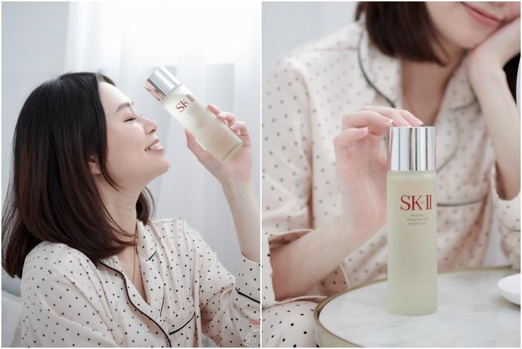 【2020母親節】我的SK-II評價第一名:SK-II青春露用法都告訴妳!少女時期愛用到現在,養出光澤美肌~