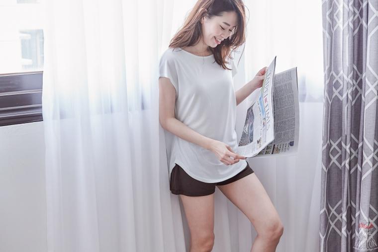 【睡衣推薦】MIT膠原蛋白睡衣CARY Collections,絲滑舒適如裸睡般的美妙啊!
