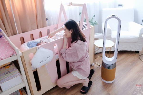 【3C】Dyson Pure Cool Cryptomic™ 二合一涼風智慧空氣清淨機TP06,分解消除甲醛,讓家中擁有清新乾淨好空氣!