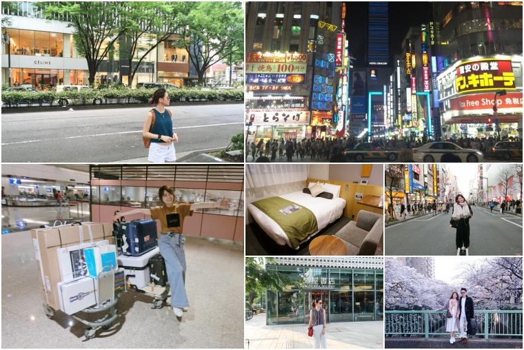 【日本旅遊】 我的東京逛街地圖分享,每次去都必逛這些地方啊!