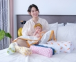 【已結團】開團熱賣破300套的韓國Comfort Lab無鋼圈內衣,從懷孕中期開始穿到現在,好穿舒適也好搭唷!