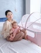 【珍奶色首度開團】英國unilove Feed Me攜帶型寶寶餐椅,最網美餐椅質感超好,美爆了~(5/30結團)