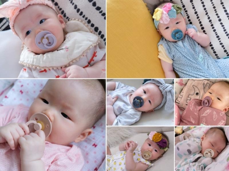 【現貨團購】最美奶嘴:丹麥BIBS安撫奶嘴,6g超輕寶寶好吸又好看!(9/15結團)
