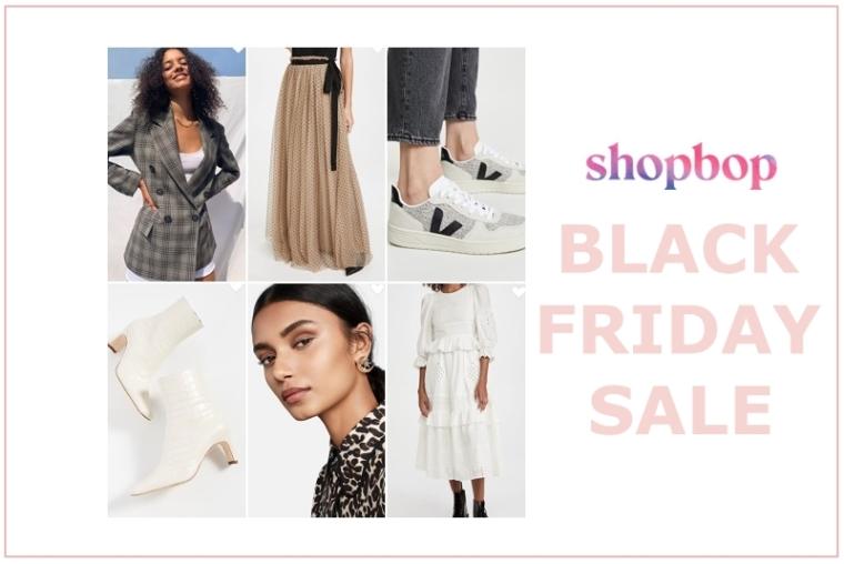 【黑五特輯】Shopbop黑色星期五折扣,折扣碼SL20,滿200美打8折!
