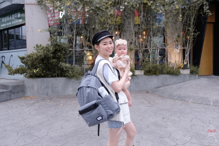 【媽媽包推薦】時髦育嬰必備:Inesens Wonder後背包三件組,容量大分層多,揹起來時尚好看!