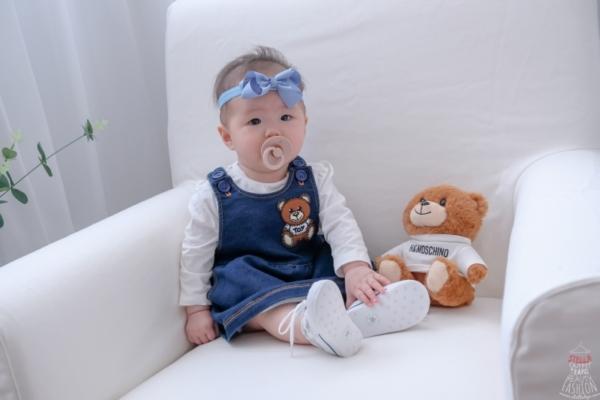 【哈寶戰利品】Moschino Kids童裝:熊熊吊帶連身裙超可愛+Mytheresa童裝私密折扣清單推薦!