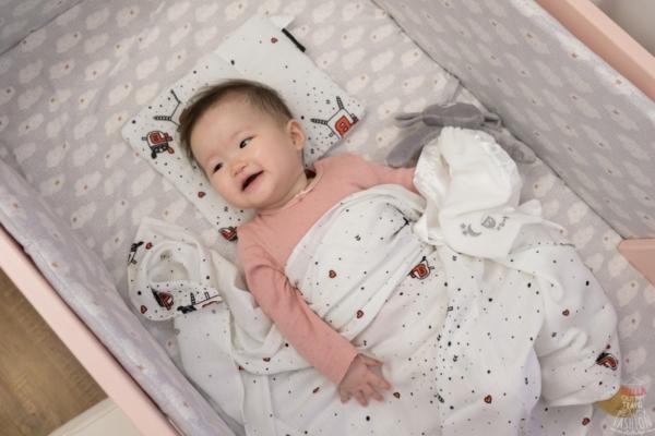 【育兒】波蘭高質感竹纖維嬰幼用品LULLALOVE:竹纖維薄枕/竹纖維包巾/竹纖維浴巾等,超親膚舒適