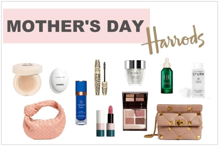 【母親節特輯】英國百年百貨Harrods電商網站,母親節必買好物推薦