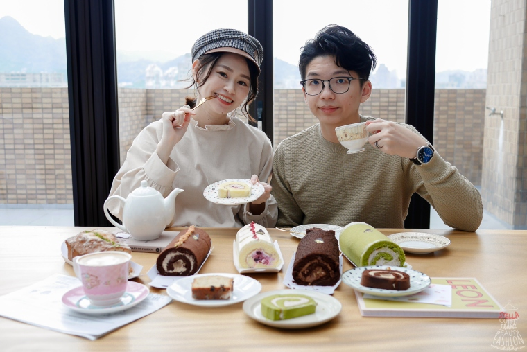 【彌月蛋糕推薦試吃】決定是Color C'ode凱莉小姐,超好吃難怪網友大推薦。最愛黑絲綢蛋糕、法式莓果捲、北海道極純生乳捲!