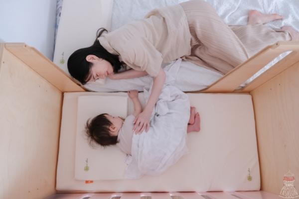 【育兒】媽咪小站mammyshop VE嬰兒護脊床墊,可水洗日曬,寶寶熟睡放鬆媽咪才輕鬆!