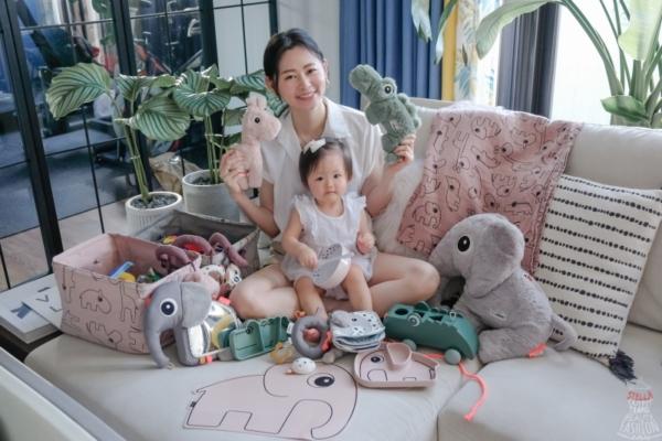 【育兒】最療癒丹麥母嬰用品done by deer~經典玩偶、可愛餐盤、玩具都好萌啊!(6/23結團)