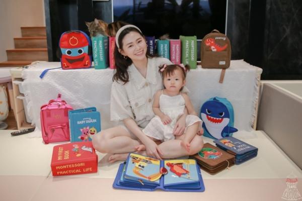 【育兒推薦】My First Book蒙特梭利寶寶布書,在玩樂中啟蒙寶寶五感發育、探索挖掘大腦想像力