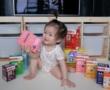 【育兒】超多新款!比利時Trixie有機棉夏季團全系列,可愛動物萌爆了!寶寶包屁衣/安撫玩具/沐浴/床寢/地墊