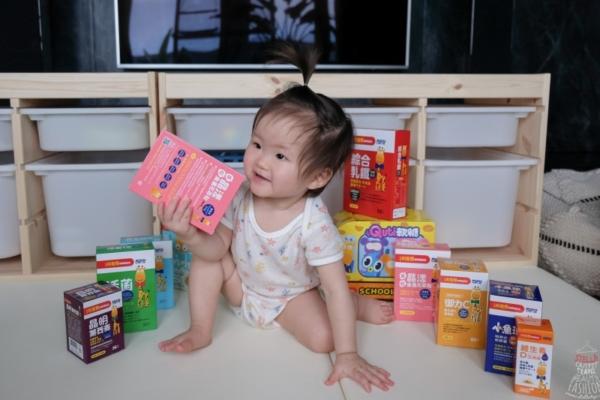 【育兒】媽媽首選。小兒利撒爾RISAL,60年日本品牌給寶寶最安心營養補充!