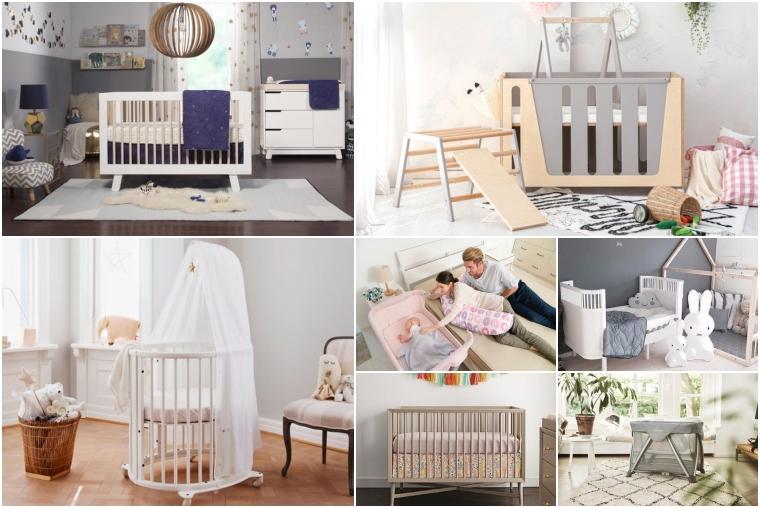 成長型嬰兒床