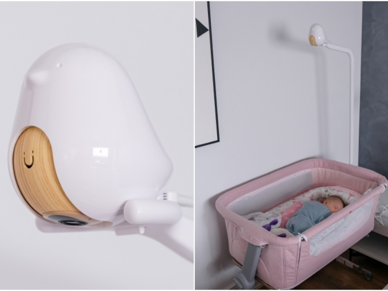 【嬰兒監視器唯一推薦】Cubo Ai Plus 智慧寶寶攝影機開箱心得,智慧育兒讓爸媽更輕鬆!