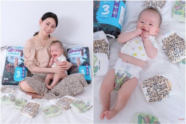 【育兒】尿布界LV:瑞典麗貝樂2020動物限量版,北歐市佔第一的過夜神器尿布,用過回不去啊!