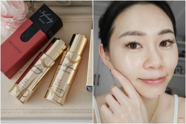 【保養】RED&GOLD保加利亞玫瑰精華&菁露,給肌膚療癒與美肌光澤!