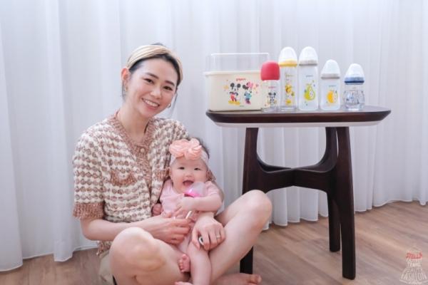 【已結團】嬰幼兒都愛的Pigeon貝親奶瓶開團囉~迪士尼版本也有,奶瓶69折起!