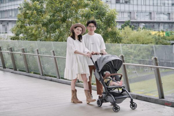 【2020最新輕便嬰兒推車推薦】Joolz Aer空氣旅行嬰兒推車,6kg輕便單手收折打開,最時髦小推車!