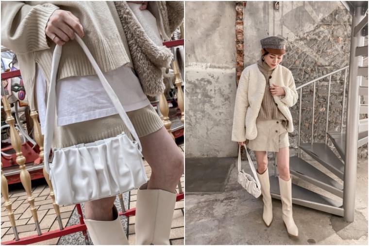 【開箱】法國巴黎時髦女生都愛的Elleme包,平價版The Pouch Vague包超推薦~mytheresa折扣包挖寶