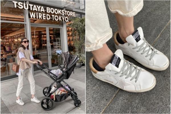 【開箱】Golden Goose小髒鞋,全球明星藝人街拍都愛,潮流必備最時髦的小白鞋!