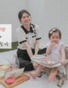 【育兒好物】日韓寶寶食品、寶寶福德米餅、Little Pasta寶寶義大利麵、Little. b 316不銹鋼吸盤碗(5/31結團)
