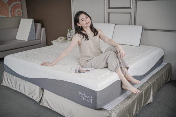 【睡眠】美夢雲新一代記憶棉床墊,告別腰痠背痛,一覺起來讓身心都Reset!!