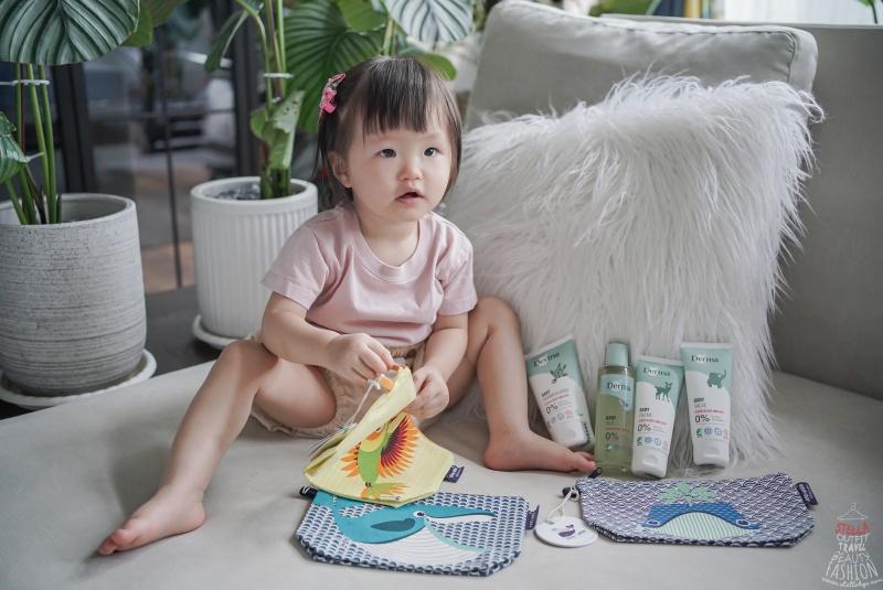 丹麥有機洗護, derma, 寶寶沐浴推薦, 寶寶有機沐浴
